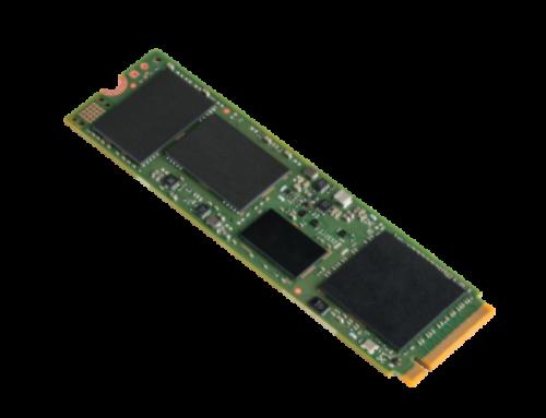 Intel® SSD 600p, 6000p