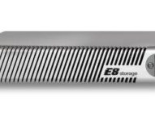 E8 Storage E8-D24 Rack Scale Flash, Centralized NVMe Solution