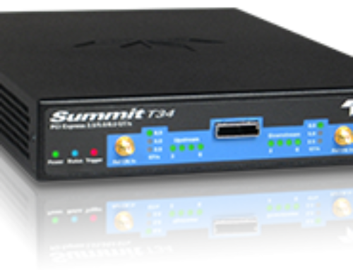 Summit T34 NVMe Protocol analyzer and Summit Z3-16 Exerciser Analysis, Compliance & Test​