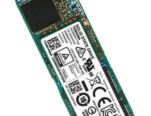 Toshiba XG5 Client NVMe SSD
