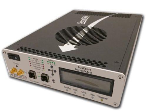 BusXpert Micro II PCIe/NVMe Gen 2, 3 Protocol Analyzer